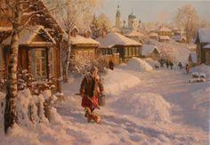 Мороз и солнце., автор Владимир. Артклуб Gallerix