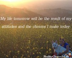 Think about all the choices you make today  #health #fitness #quotes