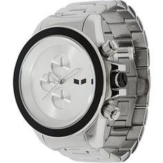 Vestal ZR-3 Minimalist Silver/Silver/Silver