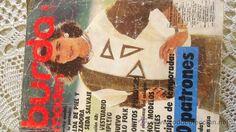 Revista de moda Burda 8, agosto de 1985