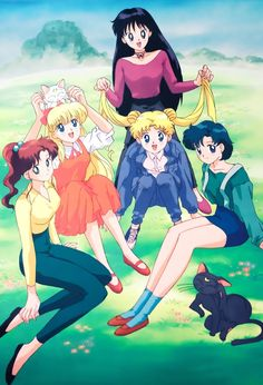 Hey, I'm Morgan and this is my Sailor Moon blog! This blog is a mixture of reblogs and things of my...