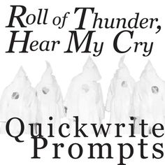 ROLL OF THUNDER, HEAR MY CRY Vocabulary Complete Novel