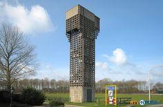 Luchtwachttoren Winschoten.