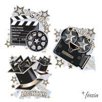 Décoration Cinéma Set