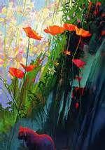 ..stephen quiller watercolour