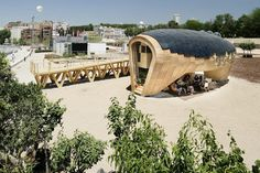 Living Off The Grid - The Fab Lab in Barcelona, Spain