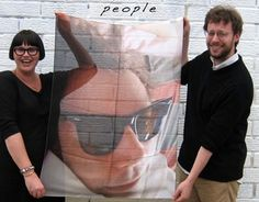 Custom silk scarves, made from your photography! Design Your Own Bespoke Scarf - Brit & Co.
