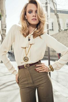 Constance Jablonski: Vogue Paris June/July 2010 / Good Looking / a fashion photo blog