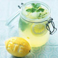 Une recette de citronnade maison - Marie Claire Idées