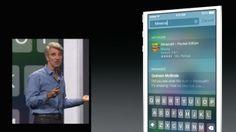 Con grandes novedades Apple presenta iOS 8…y nos encanta!