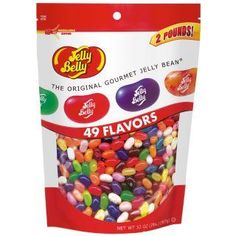 Jelly Belly The Original Gourmet Jelly Bean - when craving hits, I can't stop eating them.