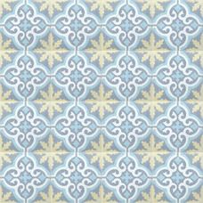 Medallion Cement Tile