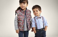 Liberty Wiltshire Clothing, from the Liberty Mamas & papas collection