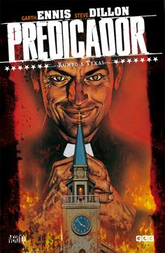 [Reseña] The Preacher, el blasfemo predicador del cómic.