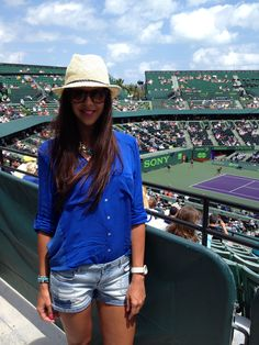 tennis, sony open, miami, jeans