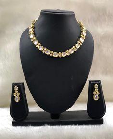 Kundan Jewellery Set, Indian Jewelry Earrings, Indian Jewelry Sets, Indian Wedding Jewelry, Punk Jewelry, Western Jewelry, Bohemian Jewelry, Kundan Set, Bridal Jewellery