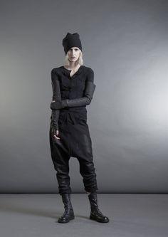 Zwarte kleding
