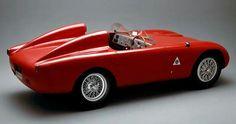 1953 Alfa Romeo 3000CM Colli Spider