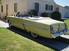 Resultado de imagen para 1953 mercury monterey convertible
