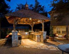 Cocinas de exterior | Decorar tu casa es facilisimo.com