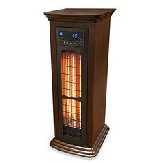 LifeSmart Life Pro Tower Infrared Heater - BedBathandBeyond.com