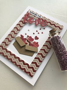 The 49 best j2 designs handmade cards images on pinterest j2 designs easy diy sending love in a box card using affordable supplies tools malvernweather Images