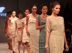 Alzira Vieira - designer - crochet clothing