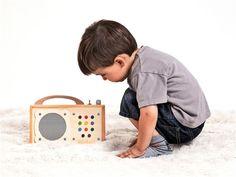Selling on Loubilou - hörbert - wooden music player for children