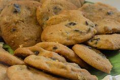 Popote et Nature-cookies au beurre de cacahuète et pépites de chocolat