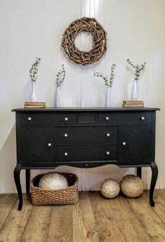 Furniture Design Ideas Featuring Black | General Finishes Design Center
