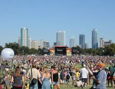 ACL Festival weekend 1 kicks off today!