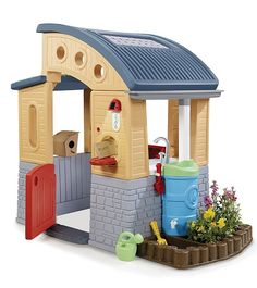 Go Green Playhouse by Little Tikes