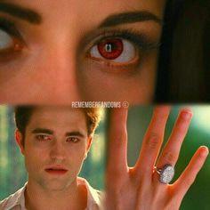 BDp2 - Bella al desperta ve a Edward que la espera