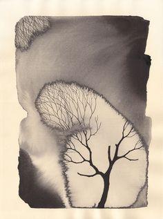 1       2       3   Tinta china sobre papel. 38 x 28 cm.