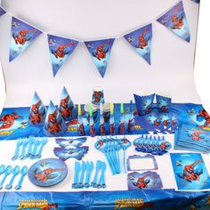 135pcs/lot Spiderman Children Birthday Party Decorations Kids Evnent Party Supplies Birthday Tableware Sets Party Favors-in Disposable Party Tableware from Home & Garden on Aliexpress.com | Alibaba Group