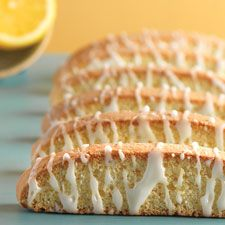 Lemon-Almond Biscotti Recipe