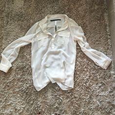 Kensie Top Kenzie long sleeve shirt Kensie Tops Blouses