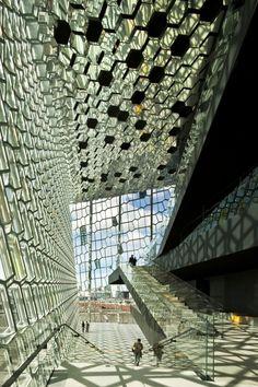 Architect Henning Larsen Architects  Project Harpa - Reykjavik Concert Hall and Conference Centre Reykjavik / Iceland, 2011