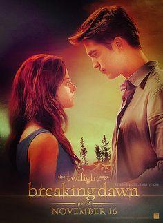 Breaking Dawn part 2    ONE YEAR!!!