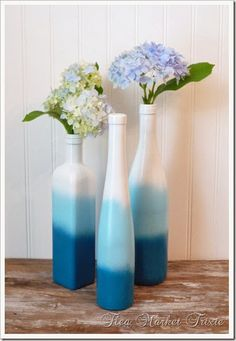 flowers  in little bottles  ..X ღɱɧღ ||