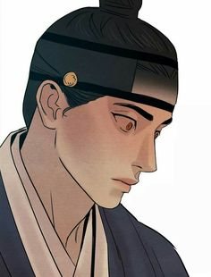 Painter of the Night (Introduction) - Byeonduck - BL - Webtoons - Lezhin Comics Manhwa Manga, Manga Anime, Arte Emo, Night Portrait, Wattpad, Handsome Anime, Webtoon, Cute Art, Anime Characters