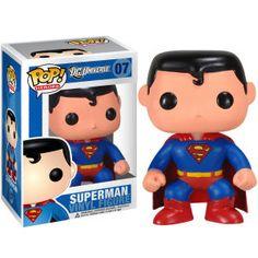 DC Comics Superman Pop! Vinyl Figure: Image 1