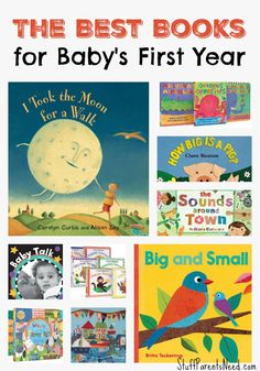 10 baby book gift ideas that will become beloved treasures (and developmental reasons why they are such good picks!)