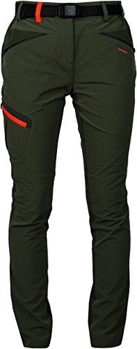 Camp Clothing - Angel Cola Womens Outdoor Hiking Softshell Zippered Pants PW6114 -- You can get more details by clicking on the image.