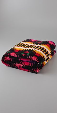 Pendleton, The Portland Collection  Fire On The Mountain Towel  $48.00