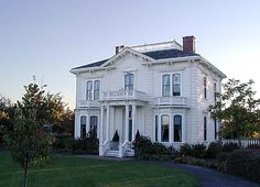 The historic Rengstorff House is Mountain View's oldest house. The docent tour shows the beautiful Victorian architecture and English gardens. It's also said to be haunted so check it out for Halloween.