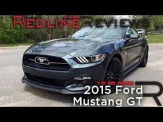 official photos ac58b 1129c No track proves too great for the 2015 Mustang GT. This Ford platform roars  down