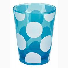 Copos : Copos bolas azuis
