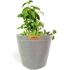 Planters pots grey indoor and outdoor Garden Pots, Planter Pots, Indoor, Grey, Collection, Interior, Gray, Garden Planters