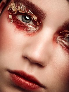 Home - Atlas Magazine - Submissions Based Fashion Magazine Gold Makeup, Makeup Art, Eye Makeup, Fashion Editorial Makeup, High Fashion Makeup, Beauty Editorial, Fairy Makeup, Mermaid Makeup, Angel Makeup